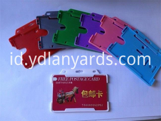 Id Card Badge Holder